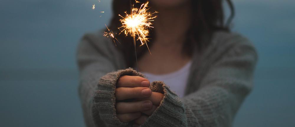Catalyst-sparkler