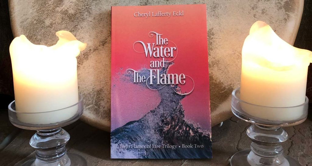 The Water and The Flame cover